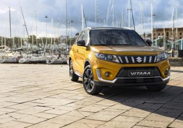 Suzuki начала продажи в России обновленной Vitara