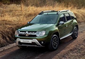 Renault Duster для России: представлено «большое» обновление