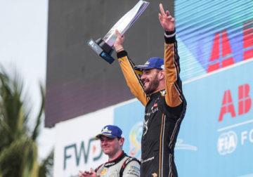 Формула E: Гонку выиграл Вернь, но ему грозит штраф