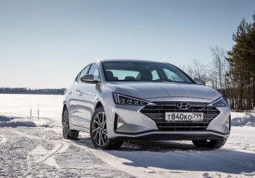 Тест-драйв Hyundai Elantra: уравнение с известными