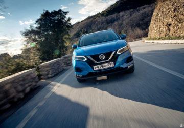 Тест-драйв обновленного Nissan Qashqai: и в пир, и в мир