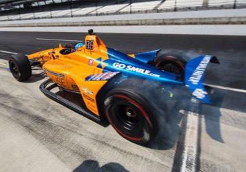 Зак Браун: Мы не заслужили права участвовать в Инди-500