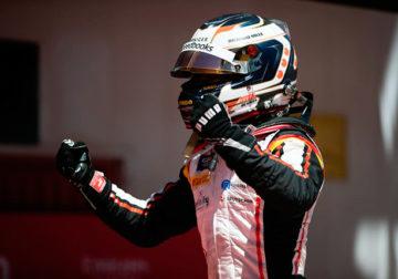 Ф2: Ник де Вриз завоевал поул в Монако