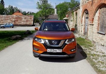 Тест-драйв Nissan X-Trail: за ним не заржавеет!