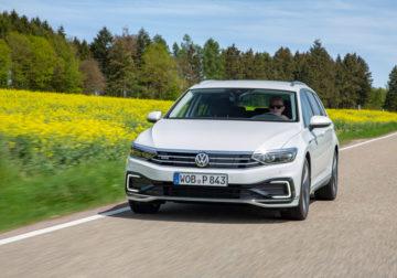 Тест-драйв нового Volkswagen Passat: ветер совершенства